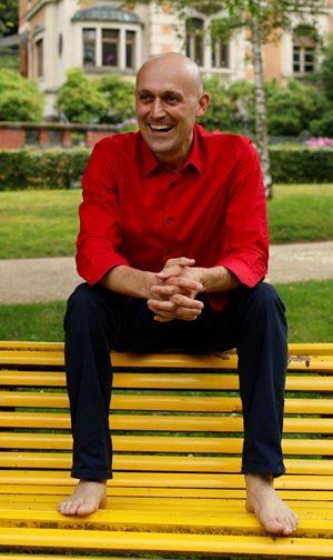Dragan Manojlovic, Yogalehrer und Coach