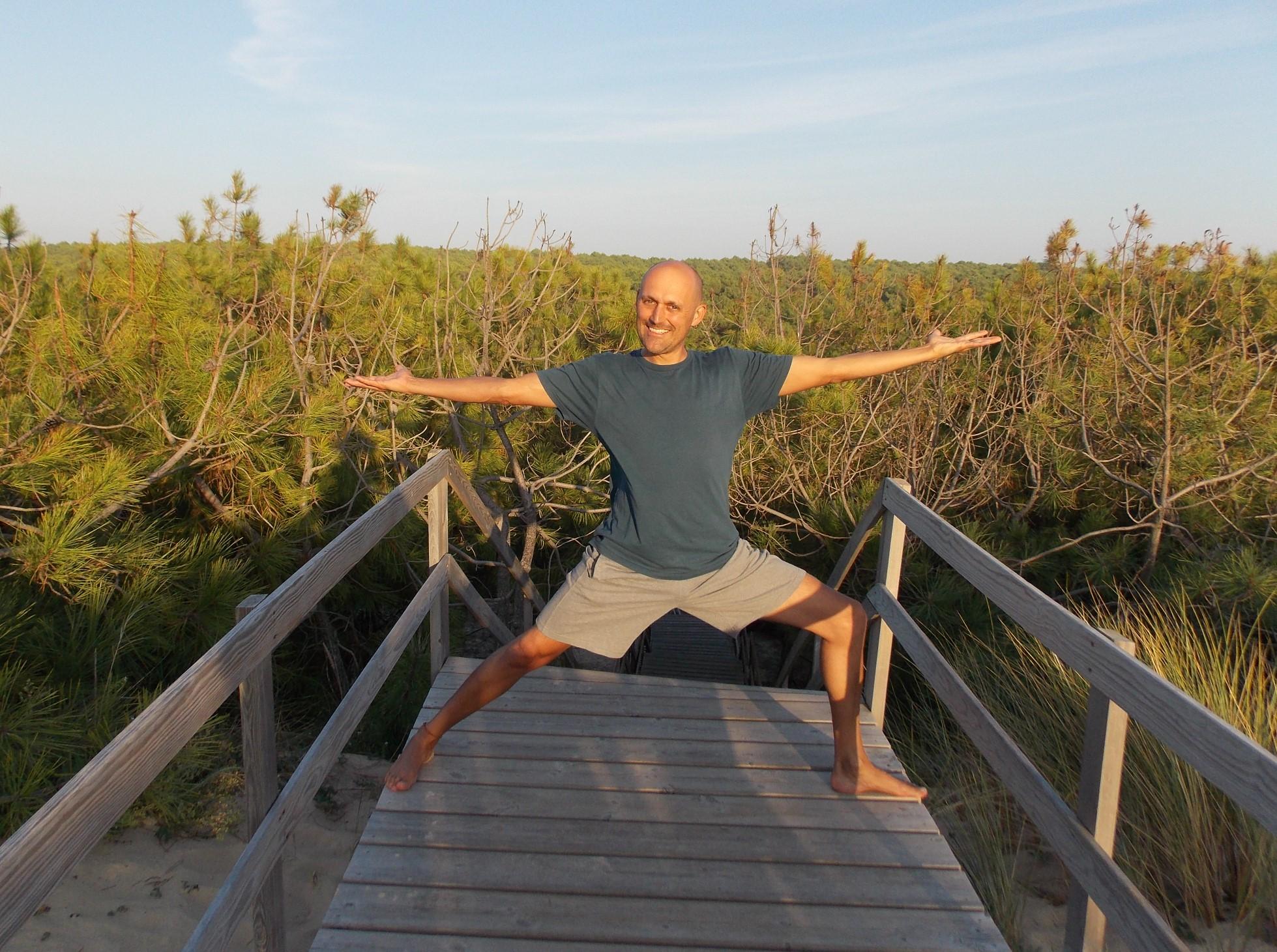 Dragan Manojlovic - Yoga Flow per Live Stream